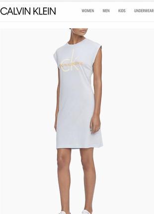 Платье calvin klein оригинал р xl