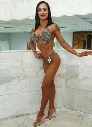 Купальник для фитнес бикини