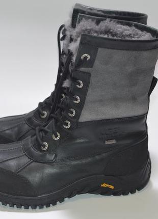Зимние угги, сапоги ugg women's adirondack ii boots 1906 vibram casual