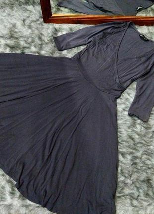 Платье с лифом запах dorothy perkins