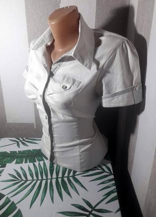 Классическая строгая рубашка