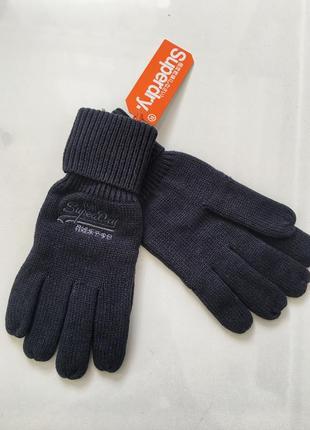 Чоловічі рукавиці superdry