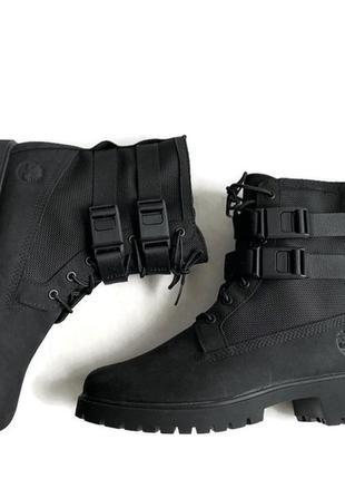 Трекинговые ботинки timberland оригинал нубук
