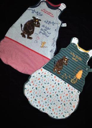 Спальный мешок конверт на грудничка 0+ 3+ демисезон идеал! брендовые