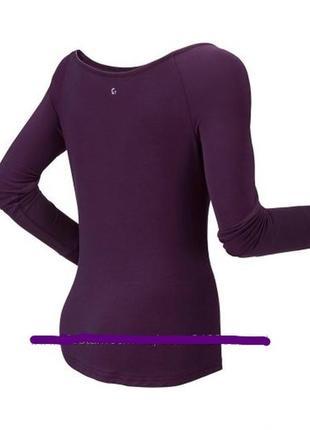 Женский реглан для фитнеса, спортивная  футболка с длинным рукавом  tcm tchibo