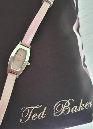 Часы ted baker, натуральная кожа
