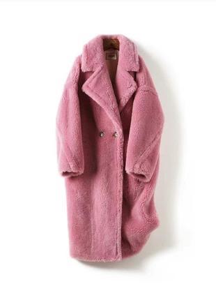 Teddy coat тедди пальто шуба