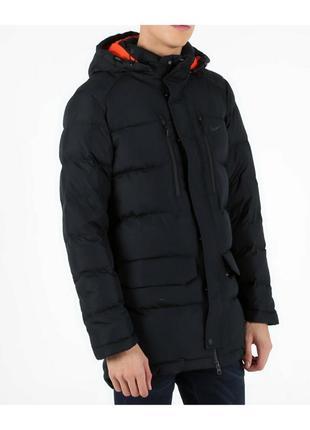 Nike alliance 550 prka-hd пуховик куртка