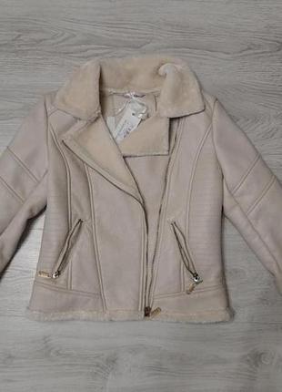 Куртка (дубленка) gas