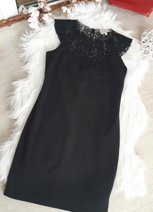 Шикарное платье с кружевом от  ted baker