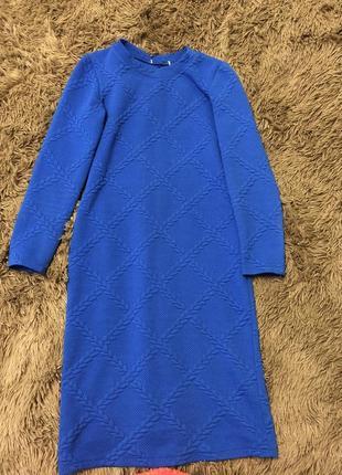 Платье осень -зима
