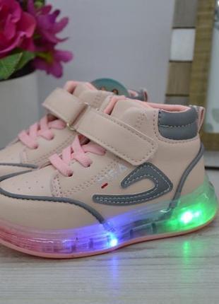 Ботинки деми хайтопы