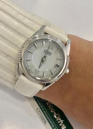Новые часы citizen eco-drive eo1041-03b