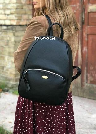 Рюкзак david jones cm3906t black черный оригинал городской рюкзачок