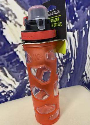 Бутылка eddie bauer rocktagon bottle