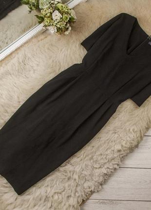 Очень качественное миди платье от marks & spencer рр 10 наш 44