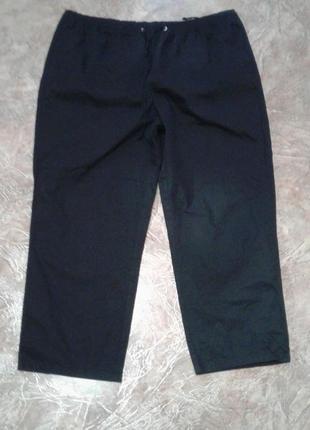 Отличные хлопковые брюки peter halhn,24 нем.