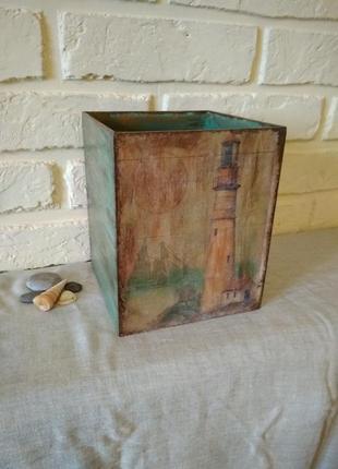 """Коробка универсальная """"маяк"""""""