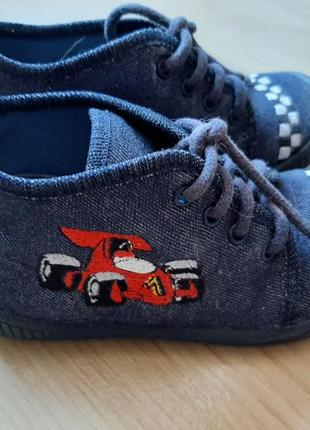 Ботинки-кеды-кроссовки-мокасины superfit .26 размер