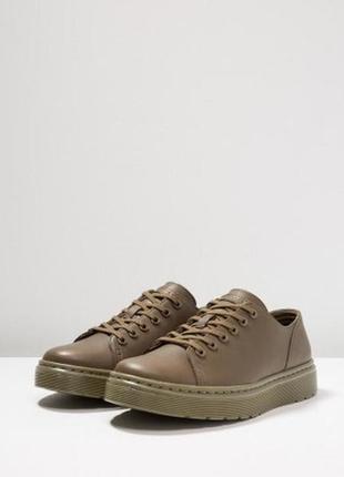 Новые мокасины dr.martens оригинал, закрытые туфли