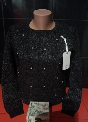 Суперовий,нарядний светрик,свитер,джемпер