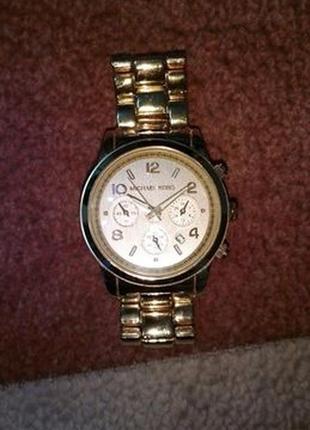 Женские часы michael cors