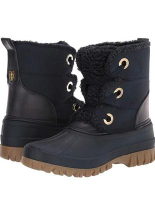 Новые зимние дакбуты tommy hilfiger оригинал (ботинки, сапоги, реинбутс)