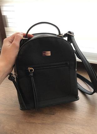 Маленький рюкзак david jones paris