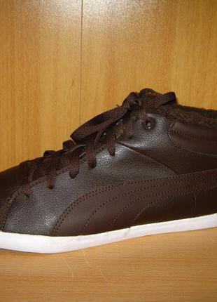 """Хайтопы""""puma"""" ботинки утепленные, оригинал из германии."""