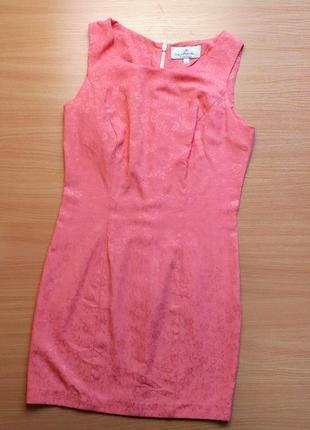 Вечернее платье - футляр camaieu 🌺🌺🌺