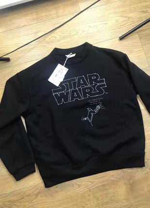 Свитшот cropp -60% star wars,с биркой