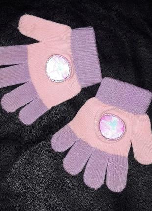 Перчатки варежки рукавички