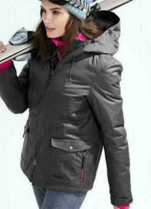 Полная распродажа! куртка лыжная от немецкого бренда tcm, германия. оригинал!