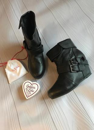 Ботинки ботильоны на платформе