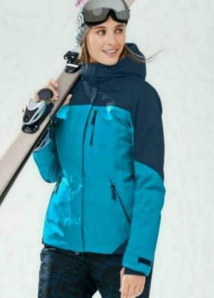 Полная расспродажа! куртка лыжная от немецкого бренда tcm, германия. оригинал!