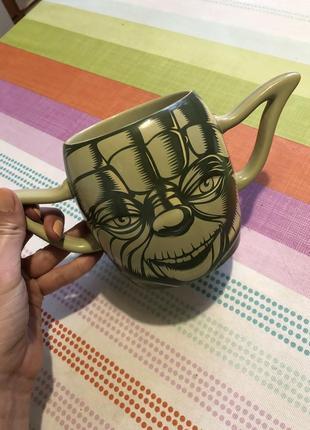 Чашка star wars йода
