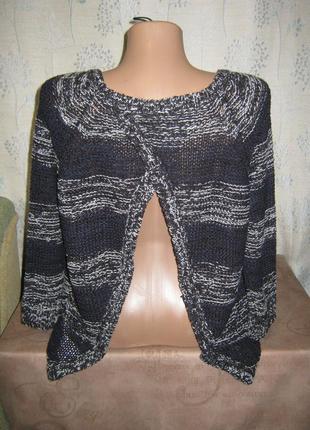 Кофта свитер реглан полувер джемпер женский
