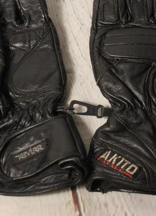 Мотоциклетные перчатки akito