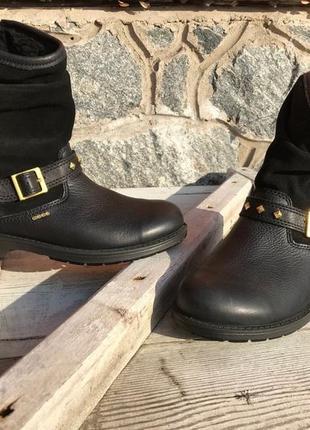 Оригинальные женские ботинки ecco