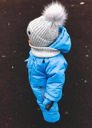 Шапка зимняя на мальчика