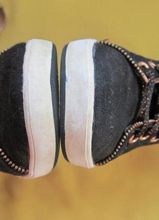 Стильные крутые ботинки кеды skechers,р.358 фото