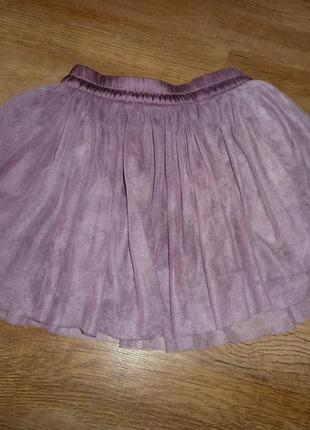 Cubus юбка на 3-4 года рост 98-104 см