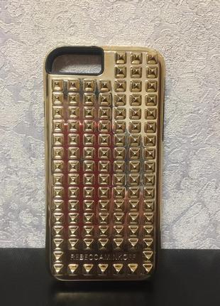 Чехол на айфон 6,6s с шипами
