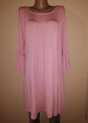 🔥🔥🔥красивая новая женская трикотажная кофта,, блузка, джемпер 16 р. boohoo🔥🔥🔥
