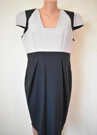 Элегантное платье -футляр большого размера dorothy perkins