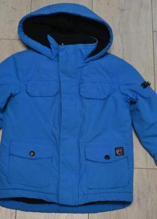 Matalan курточка для мальчика теплая