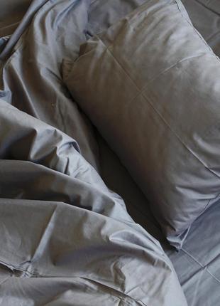 Якісний комплект постільної білизни бязь голд люкс.
