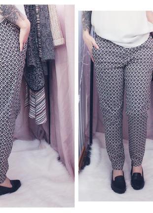 Стильные брюки от h&m