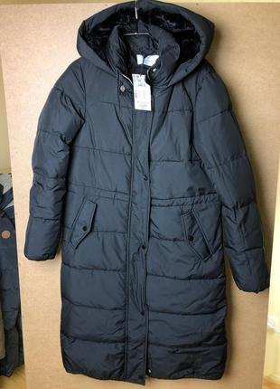 Утепленная куртка reserved -50%,стеганый плащ
