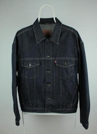 Шикарная оригинальная винтажная джинсовка levis type iii denim vintage jacket
